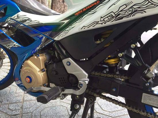 Phuộc RCB SUZUKI RAIDER 150 / SATRIA F150/ BELANG 150 (chính hãng)