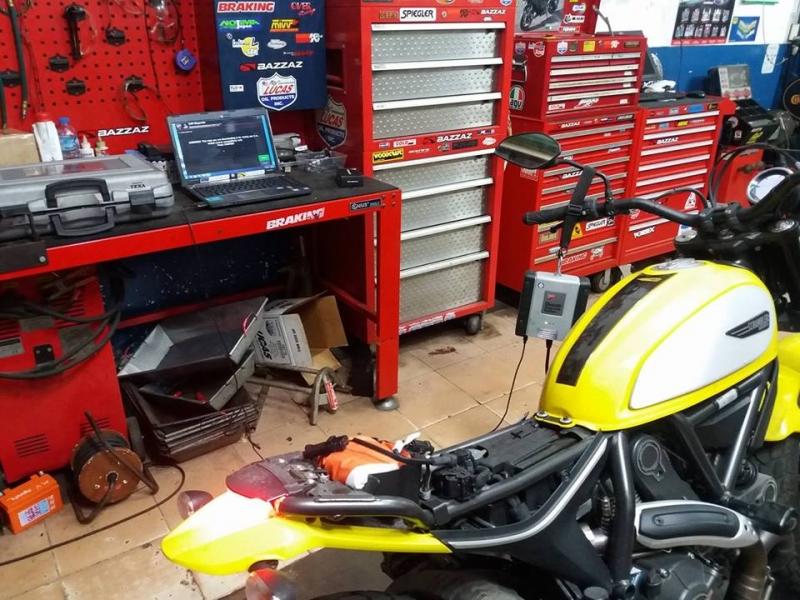 Sửa xe mô tô