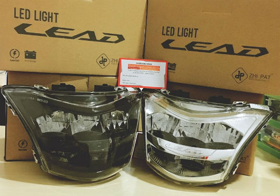 Đèn led 2 tầng ZHI.PAT cho LEAD 125 (2013-2016) chính hãng