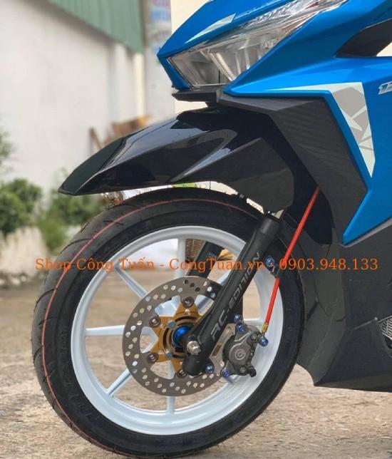 Mâm RacingBoy (RCB) cho Vario / Click 8 cây