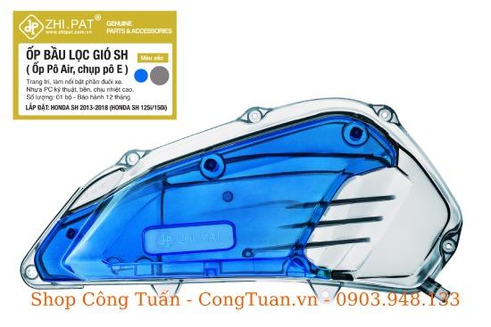 Ôp Lọc GIó SH 2013 - 2019 Zhipat Chính Hãng