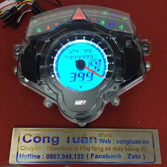 Đồng Hồ Uma Cho Exciter 135 Fake 1:1