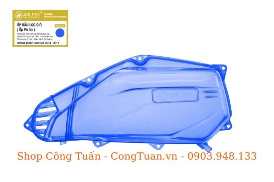 Ốp Lọc Gió Zhipat Cho Vario 150 - 125 Chính Hãng