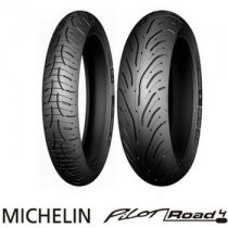VỎ XE MICHELIN PILOT ROAD 4 160/60 ZR17 M/C (69w)