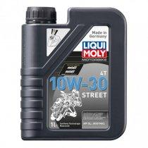 Nhớt Liqui Moly Motorbike Street 4T 10W30
