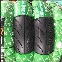 Vỏ xe Chengshin C922 vỏ trước 110/70-12 TL - vỏ sau 120/70-12 TL