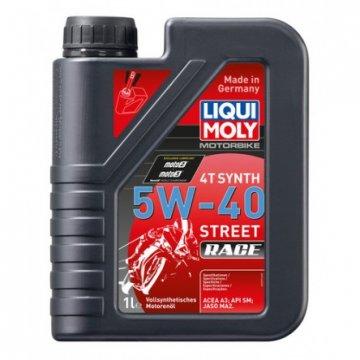 Nhớt Liqui Moly Motorbike Synth 4T 5W40