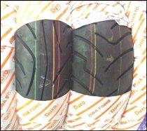Vỏ xe DURO DM1060/DM1058 vỏ trước 120/70-12 TL – vỏ sau 130/70-12 TL