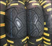 Vỏ xe Pirelli Unico Vỏ Trước 110/70-11 Tl Vỏ Sau 120/70-10 TL