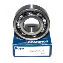 Bạc đạn Koyo 6204C3