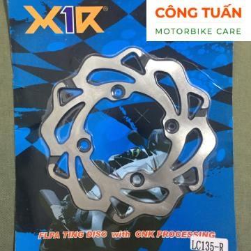 Đĩa sau X1R Cho Exciter 135