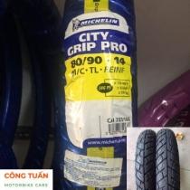 Vỏ xe Michelin Citi Grip Pro 80/90-14