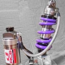 Phuộc RCB (chính hãng) bình dầu cho xe Winner 150