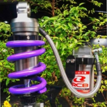 Phuộc RCB (chính hãng) bình dầu cho Exciter 150