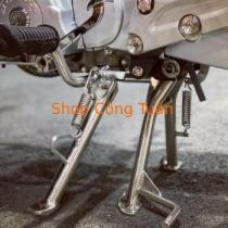 Chân chống inox 304 cho tất cả các loại xe