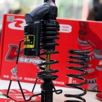 Phuộc RCB mẫu VS Vario, Click, Vision, Luvias, bình dầu, 1 tăng chỉnh